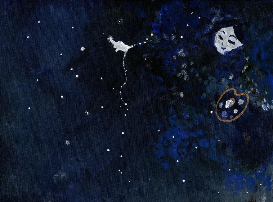painting quasars