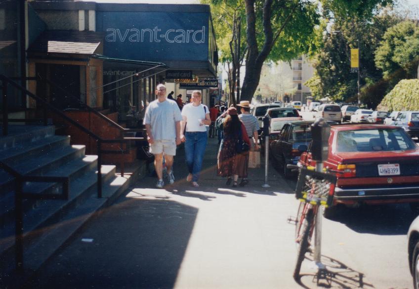 Telegraph Avenue 5